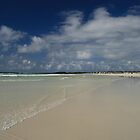 Endless Sky, Endless Beach by Jane McDougall