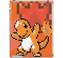 Pocket Pixel Red Pixel Art iPad Case/Skin