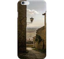 Cortona, Tuscany iPhone Case/Skin
