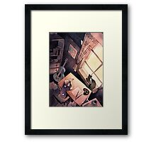 Time to Wake Up Framed Print