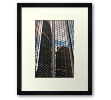 Glass City 3 Framed Print