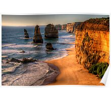 Icons - The Twelve Apostles, The Great Ocean Road - The HDR Experience Poster