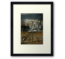The Church Shall Prevail Framed Print