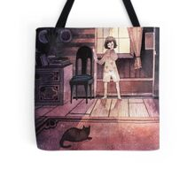 One Morning I Remember Tote Bag