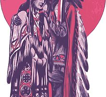 Native American Indian People by tshirtdesign
