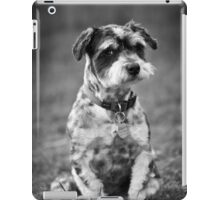 Scruffy the Dog iPad Case/Skin