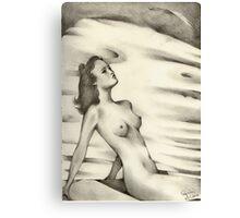 En Extase  Canvas Print