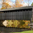 Covered Bridge by BiggerPicture