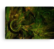 In the Valley of Whoa Canvas Print