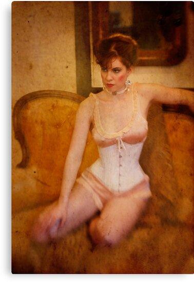 ~ in the boudoir ~ by Adriana Glackin