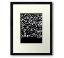 Ink Brush #2 Framed Print