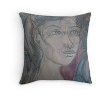 CRONE Throw Pillow