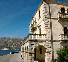 Perast, Montenegro by edesigned
