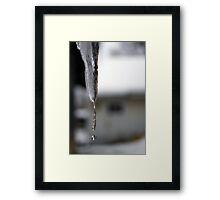 Bokeh Framed Print