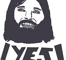 Daniel Bryan YES! Art  by SaifsArt
