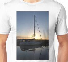 Heybridge Basin Yacht Unisex T-Shirt