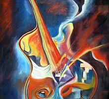 SOUL GUITAR by IRENE NOWICKI