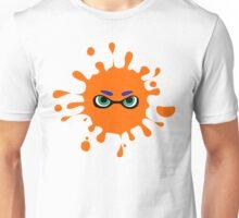 Splatoon - Ink Splat Inkling Eyes Unisex T-Shirt