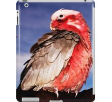 Feathered Friends , Galah Pillow iPad Case/Skin