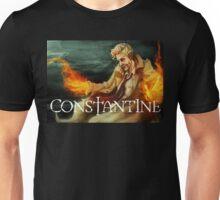 Dynamic Fire Unisex T-Shirt