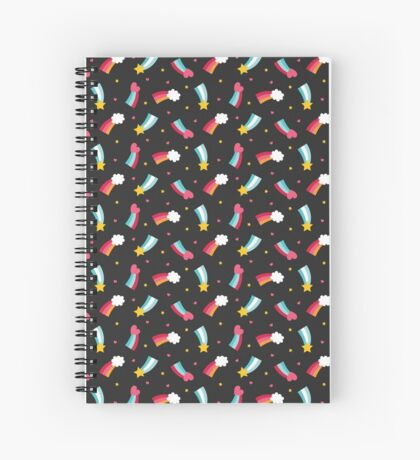 Little Rainbows Spiral Notebook