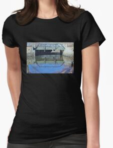 Under the Bridge Womens Fitted T-Shirt