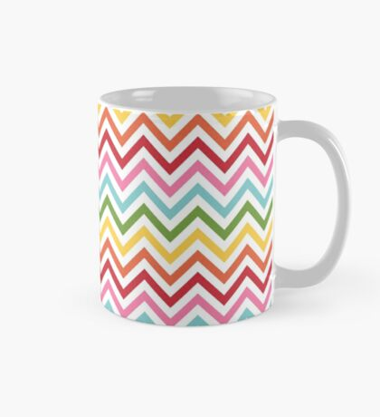 Rainbow Chevron #3 Mug