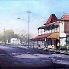 Country Pub by Lyn Green