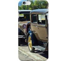 New Ford Dealership in Town iPhone Case/Skin