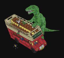 Dino Attack! Kids Tee
