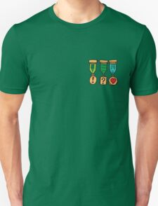 A decorated hero T-Shirt