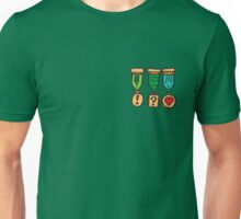 A decorated hero Unisex T-Shirt