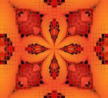 Desert Sun - Mosaic Design by Ineke-2010
