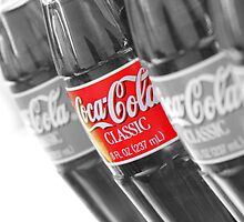 Coca-Cola Bottles by Patrick Heiter
