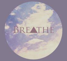 Breathe Kids Tee