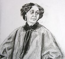 George Sand by Jasmin Witham