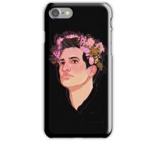 Brendon Flower Crown iPhone Case/Skin