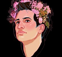 Brendon Flower Crown by spencejsmith
