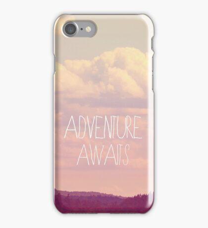 Adventure Awaits iPhone Case/Skin