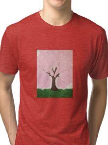 Cherry Blossom Tri-blend T-Shirt