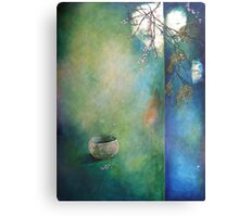 Receptive to love Canvas Print