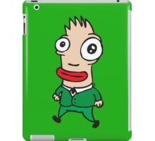 The morning person iPad Case/Skin