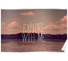 Explore With Me Poster