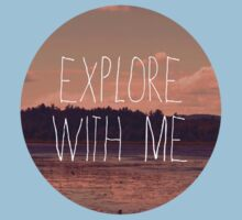 Explore With Me One Piece - Short Sleeve