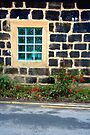 The Blue Square window by richman