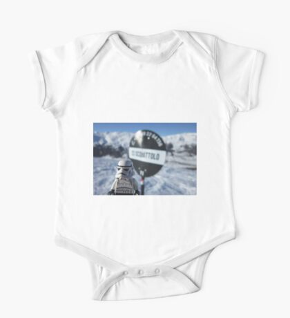 Dave Stormtrooper Ski One Piece - Short Sleeve