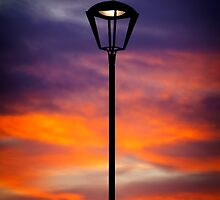 Twilight Lamp by James Coard