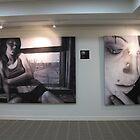 Paintings under lights !! 4 by Warren Haney