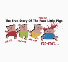 Three little pigs by ArtBlast
