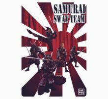 Samurai SWAT Team by Adam Nichols